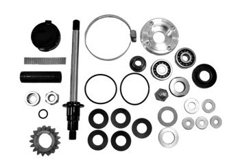 Supercharger Shaft/Clutch Kit, '08 Spec Rebuild Kit