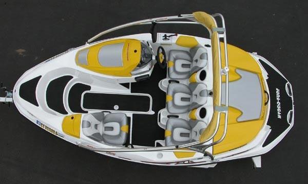 Sea Doo 150 Speedster 07 12 Hydro Turf Sd15a