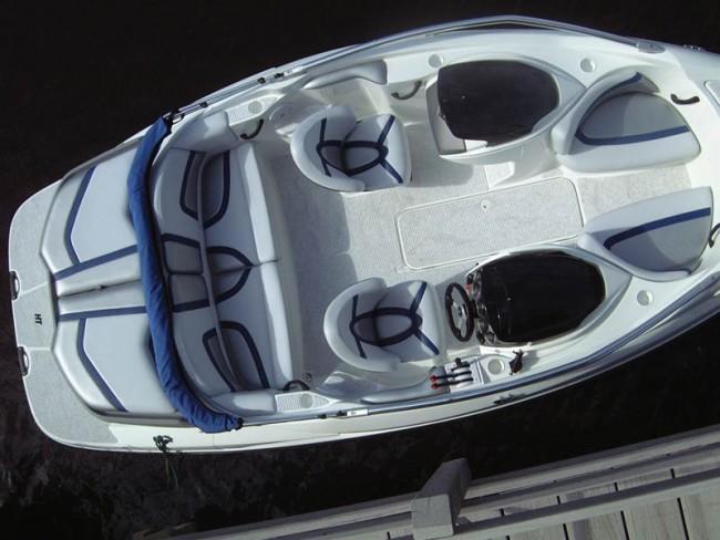 Sea Doo Speedster 200 04 12 Wake 06 09 Hydro Turf Sd16