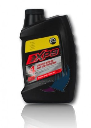 XPS 4-stroke Synthetic Oil, Summer Grade, 1 qt