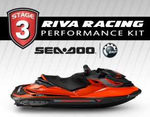 RIVA Sea Doo RXP-X 300 Stage 3 Kit