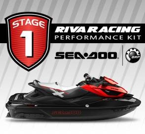 Sea Doo RXT-X aS 260 11-13/RXT iS 260 11-12 Stage 1 Kit