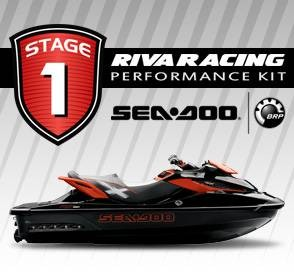 Sea-Doo RIVA RXT-X 260 Stage 1 Kit 2010