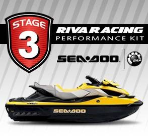 Sea-Doo RIVA RXT iS 255 Stage 3 Kit