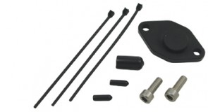 2-Stroke Oil Injection Block Off Kit 580/650/720