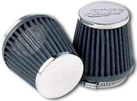 Riva Yamaha Coned Power Filter Flame Arrestors
