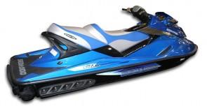 Hydro Turf Sea-Doo GTX (07-09) / GTX Ltd (08) Not IS Models Seat Cover