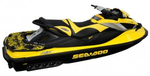 Hydro Turf Sea-Doo RXT-IS (09) / RXT 260 + RXT-X 260 (12) Seat Cover