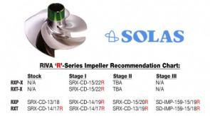 Solas Concord Impeller 15/20R