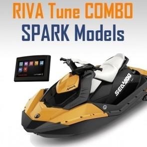 Sea Doo Spark RIVA / V-TECH Maptuner X Tune Bundle