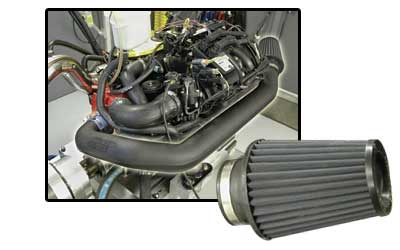 Sea-Doo Fuel & Intake