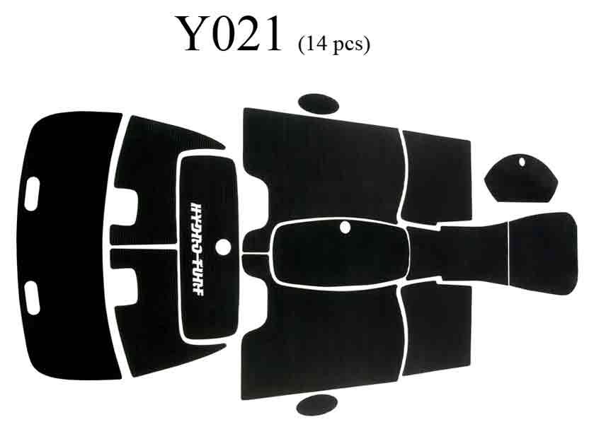 Yamaha Jet Boat Hydro-Turf - Hydro-Turf - PWCMuscle com