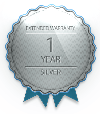 1 Year No-Fault Warranty