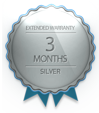 3 Month No-Fault Warranty