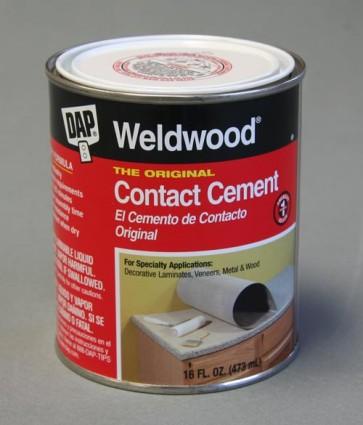 Contact Cement 16 oz. Dap Weldwood