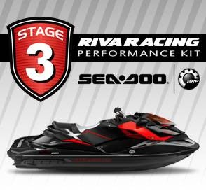 Sea-Doo RIVA RXP-X 260 Stage 3 Kit