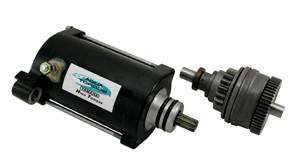 4-Tec OE Replacement Starter Motor