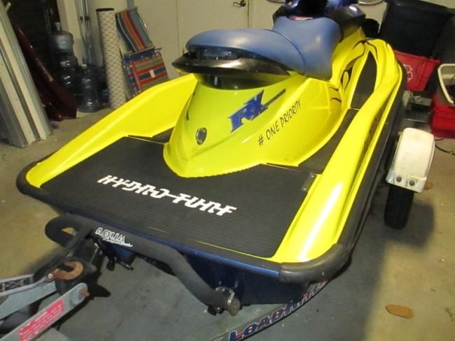 Sea Doo Rx Rxx Hydro Turf Ht86