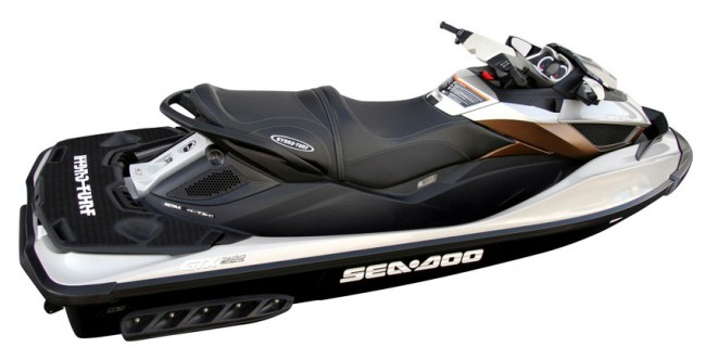 Hydro-Turf Sea Doo RXT-IS 10-15 RXT-X 260 Seat Cover // RXT 260 09