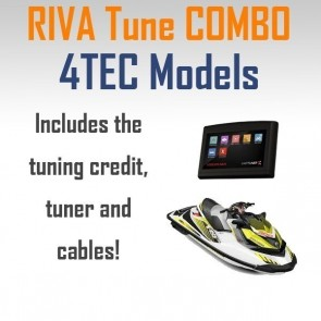 Sea Doo RIVA Maptuner X Tune Bundle for 4TEC and ACE Models