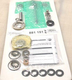 Sea-Doo 185 Supercharger rebuild kit