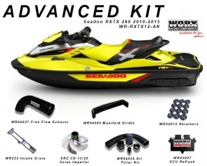 ADVANCED KIT WR-RXPX12-AK