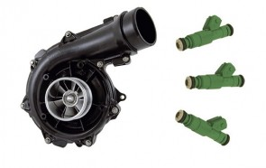 Sea-Doo X-Charger and 42LB Injector Combo