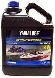 Yamalube 4W 10W-40, 1 gal