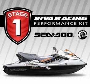 Sea-Doo RIVA RXT-X 255 08-09 Stage 1 Kit