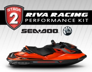 RIVA Sea Doo RXP-X 300 Stage 2 Kit