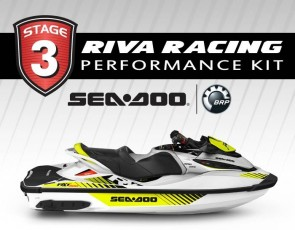 Sea-Doo RXT-X 300 / GTX Ltd 300 2016-17 Stage 3 Kit