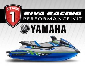 Riva Yamaha GP1800R HO & VXR/VX-HO Stage 1 Kit