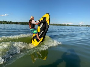 P3 Labs Extended VTS Ramp Kit (Version 2) for the Sea-Doo Spark (14-16)