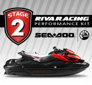 Sea-Doo RIVA RXT-X aS 260 / RXT iS 260 Stage 2 Kit