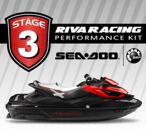 Sea-Doo RXT aS 260 11-13/RXT iS 260 11-12 Stage 3 Kit