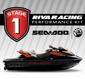 Sea-Doo RIVA RXT-X 260 Stage 1 Kit 2010