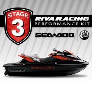 Sea-Doo RIVA RXT-X 260 Stage 3 Kit 2010