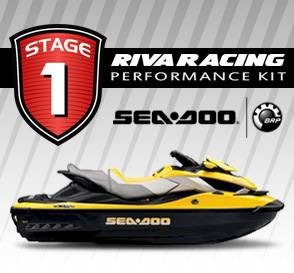 Sea-Doo RIVA RXT iS 255 Stage 1 Kit 2009