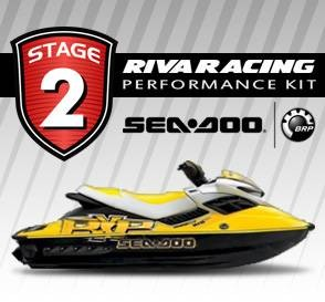 Sea Doo RXP 215 Stage 2 Kit