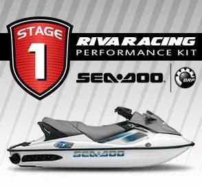 Sea Doo GTX-SC 185 (non-intercooled) Stage 1 Kit 2003-06