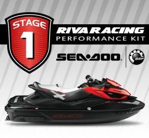 Sea-Doo RIVA RXT-X 260/RXT 260 Stage 1 Kit