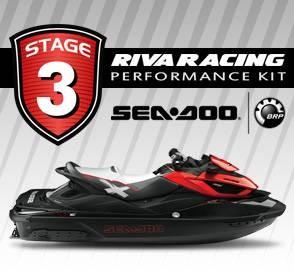 Sea-Doo RIVARXT-X 260 / RXT 260 Stage 3 Kit
