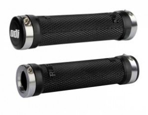ODI Ruffian Lock-On Grips, 130mm, No Flange, Black