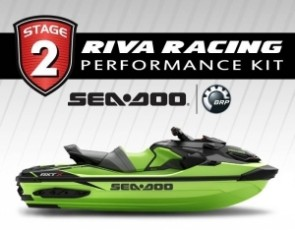 RIVA Sea-Doo RXT-X/GTX Ltd. 300 2020 Stage 2 Kit