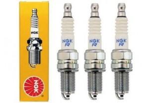 Sea-Doo 4Tec OEM Spark Plugs NGK DCPR8E (3-pack)