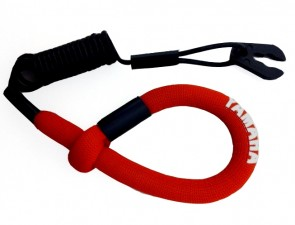 OEM Yamaha WaveRunner Floating Wrist Lanyard RED