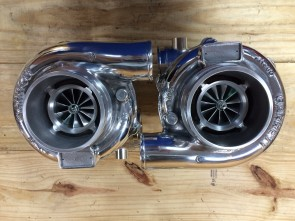 SEADOO TIAL/GARRET CUSTOM BUILD TO ORDER TURBO SYSTEM