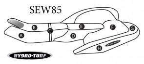 Hydro Turf Sea-Doo LRV Seat Cover
