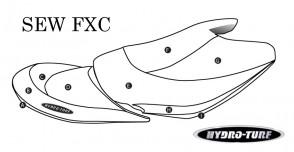 Hydro Turf Yamaha FX Cruiser (03-04) Seat Cover
