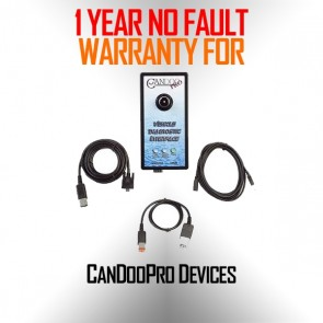 CanDooPro 1 Year Device Warranty